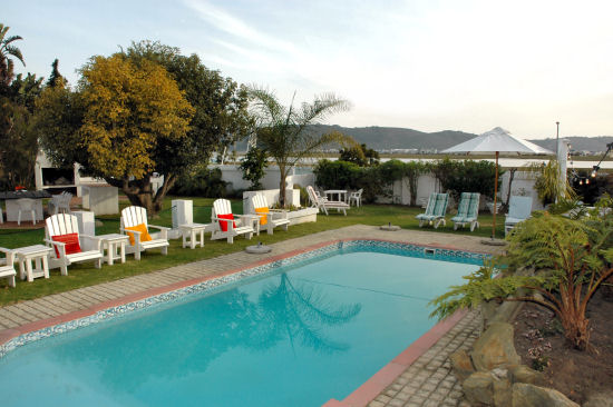 Knysna Lagoon Side Accommodation